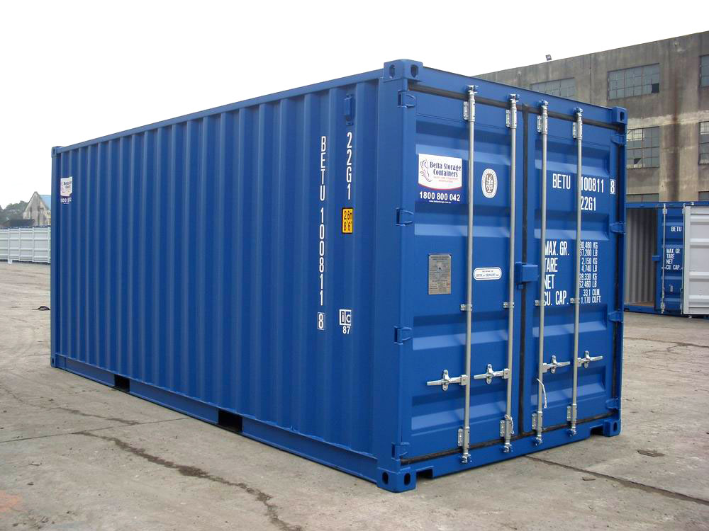 Shipping Container Services & Delivery in Sydney, NSW