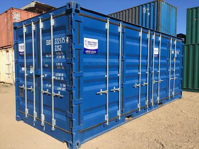 new shipping containers for sale and for hire