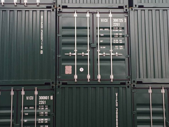 storage containers for interstate move in Australia